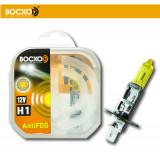 80511 AF (ANTIFOG 3000k)  Н1 55W 12V P14.5S Yellow BOCXOD 2 set Автолампа галогенная