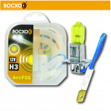 80513 AF (ANTIFOG 3000k) H3 55W 12V PK22S yellow BOCXOD 2 set Автолампа галогенная