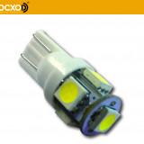 89145 1W 24V 65-PSW Lm W2,1x9,5d (аналог W5W) Standard (бл.2шт) BOCXOD Автолампа светодиодная LED