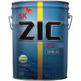 ZIC X5 10W-40 DIESEL  20 л Масло моторное