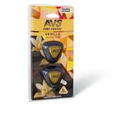 AVS Ароматизатор MM-001 Double Stream (аром. Vanilla/Ваниль) (мини мембрана) (A07034S)