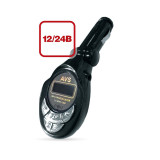 AVS MP3 плеер + FM трансмиттер с дисплеем и пультом F-508S (A78578S)