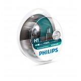 P-12258XVP2 Автолампа H1 (55) P14.5s+130% X-TREME VISION PLUS (2шт) 12V PHILIPS /1/5