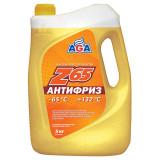 AGA043Z Антифриз, готовый к применению, желтый, -65С 5 л.