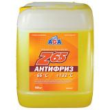 AGA044Z Антифриз, готовый к применению, желтый, -65С 10 л.