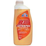 AGA045R Антифриз - очиститель, готовый к применению, цвет нейтральный, -30С 946мл