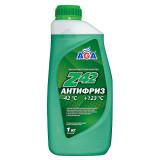 AGA048Z Антифриз, готовый к применению, зеленый, -42С 946мл