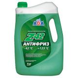 AGA049Z Антифриз, готовый к применению, зеленый, -42С 5 л.