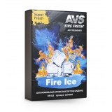 AVS Ароматизатор US-009 Super Fresh (аром. Огненный лёд/Fire Ice) (гелевый) (A07503S)