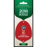 CUP18-02 Ароматизатор FIFA-2018 КУБОК (гармония) 12/288