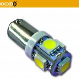 89204 0,7W 12V 49,5Lm BA9s (аналог T4W) Standard (бл.2шт) BOCXOD Автолампа светодиодная LED