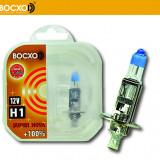 80511 SN (Super Nova +100%)  Н1 55W 12V P14.5S BOCXOD 2 set Автолампа галогенная