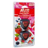 AVS Ароматизатор MM-016 Double Stream (аром. Wild Berries/Дикие ягоды) (мини мембрана) (A78697S)
