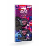 AVS Ароматизатор MM-023  Double Stream (аром. Amour/Тайные чувства) (мини мембрана) (A07216S)