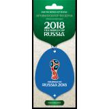 CUP18-01 Ароматизатор FIFA-2018 КУБОК (новая машина) 12/288