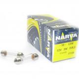 N-17125 Автолампа C5W (SV8.5/8) 35мм 12V NARVA /10/200
