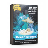 AVS Ароматизатор US-004 Super Fresh (аром. Океанский бриз/Ocean Breeze) (гелевый) (A07502S)