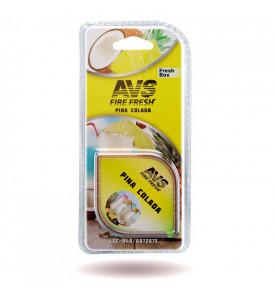 AVS Ароматизатор LGC-040 Fresh Box (аром. Пина колада/pina colada) (гелевый) (A07267S)