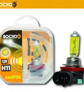 80192 AF (ANTIFOG 3000K) Н11 55W 12V PGJ19-2 Yellow BOCXOD 2 set Автолампа галогенная