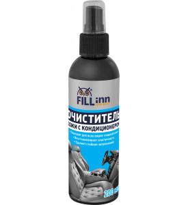 FL125 Очиститель-кондиционер кожи (спрей), 200 мл