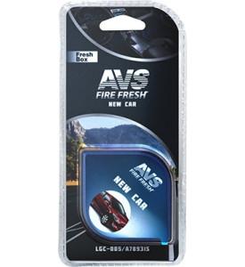 AVS Ароматизатор LGC-005 Fresh Box (аром. Новая машина/New car) (гелевый) (A78931S)