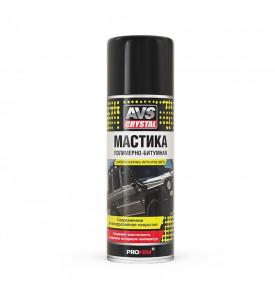 AVS Мастика полимерно-битумная (аэрозоль) 520 мл. AVK-743 (A40765S)