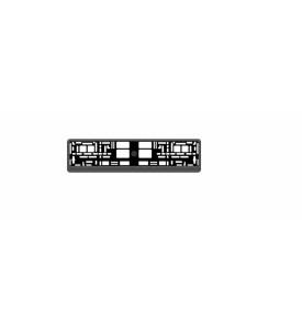 AVS Рамка под номерной знак карбон (тёмный)RN-04 (A78106S)