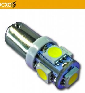 89404 1W 24V 65-PSW Lm BA9s (аналог T4W) Standard (бл.2шт) BOCXOD Автолампа светодиодная LED