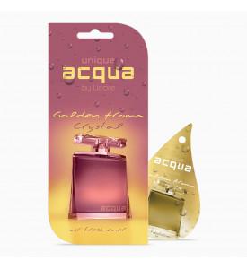 ACQUA Drop Aroma Gold - Crystal Ароматизатор воздуха