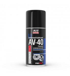 AVS Смазка многофункциональная проникающая AV-40  210 мл (аэрозоль) AVK-341 (A40258S)